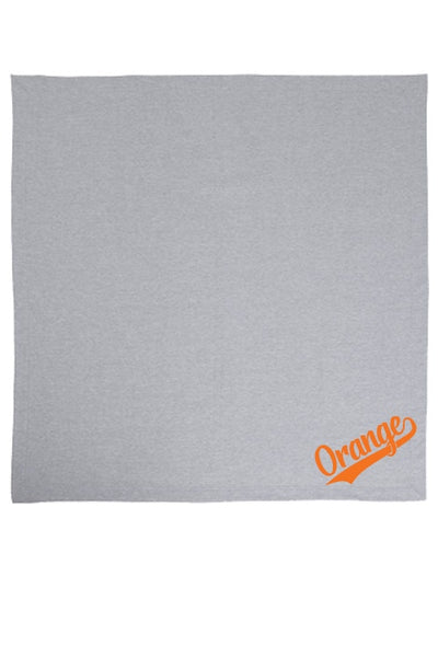 Spirit Blanket: Available in Grey and Blue for each Olentangy, Liberty, Orange and Berlin