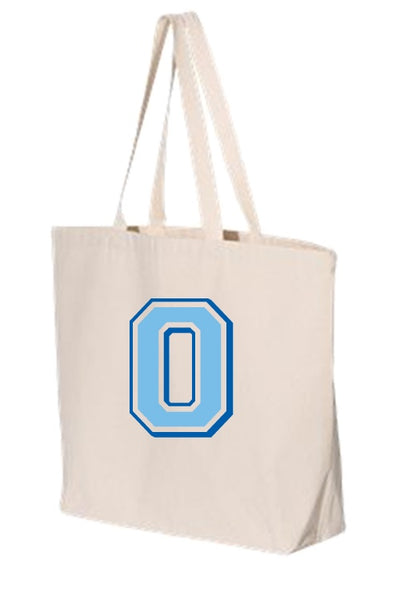 Canvas Totes:  Available in Olentangy, Liberty, Orange and Berlin