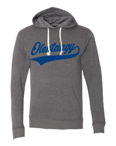 Grey Spirit Sweatshirt:  Available in Olentangy and Liberty