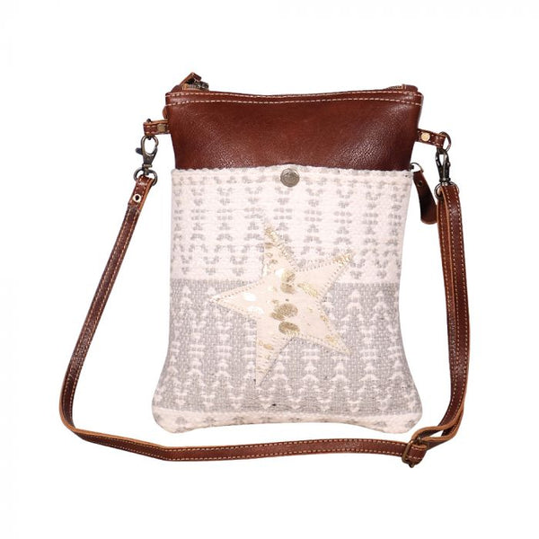 Badge Small Crossbody Bag