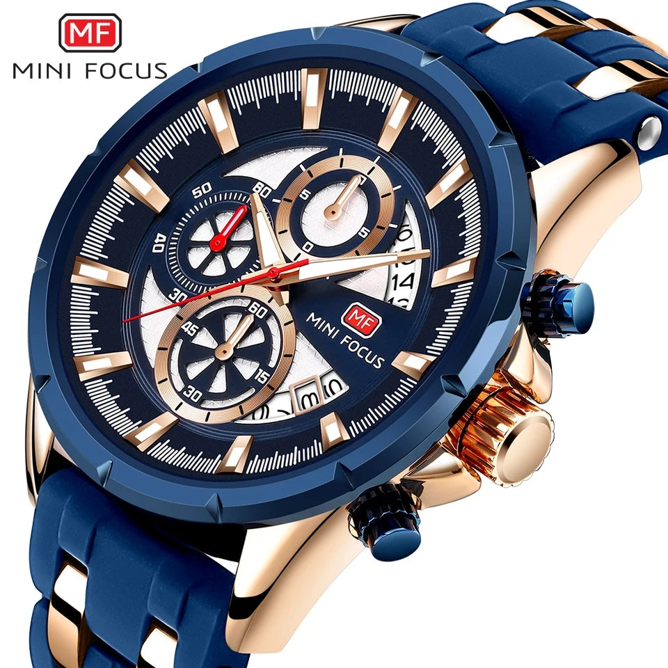 Mini Focus Montre Homme MN4