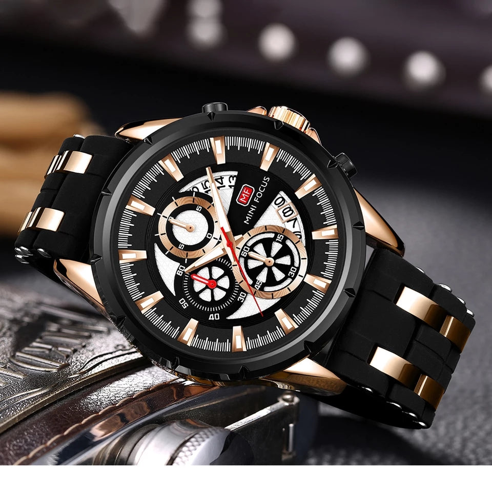 Mini Focus Montre Homme MN6
