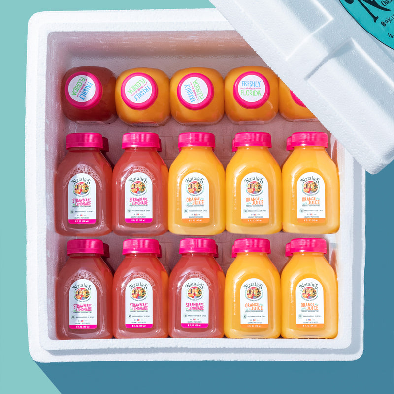 8oz Large Box (50 Bottles)
