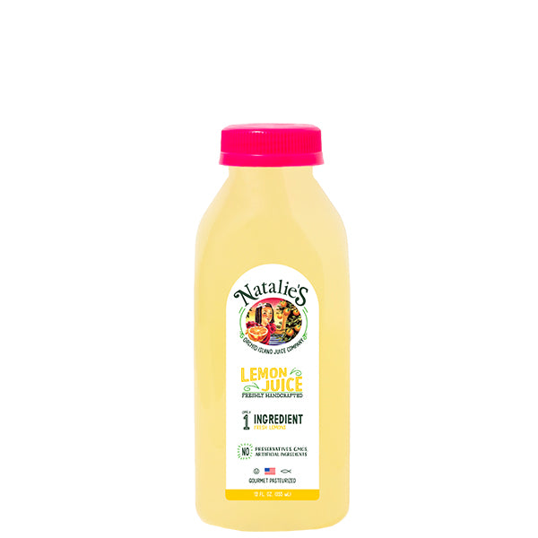 12oz Pure Lemon Juice