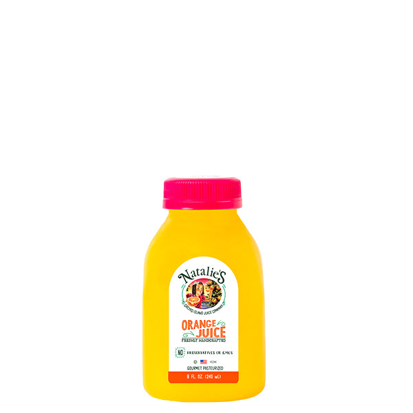 8oz Orange Juice