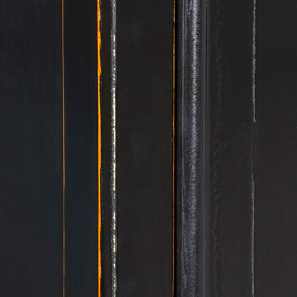 Armadio Legno di olmo Nero (108 x 49 x 172 cm) by Craftenwood