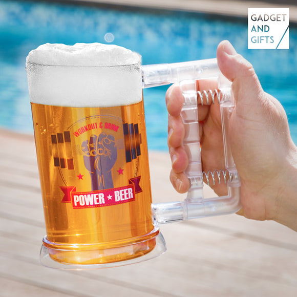Boccale da Birra Power Gadget and Gifts