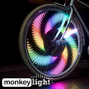 Indicator led monkey light culori curcubeu