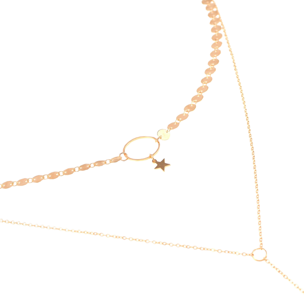 Napa Star Necklace