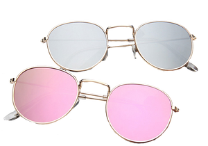 Designer Retro Sunglasses - 13 Available Colors