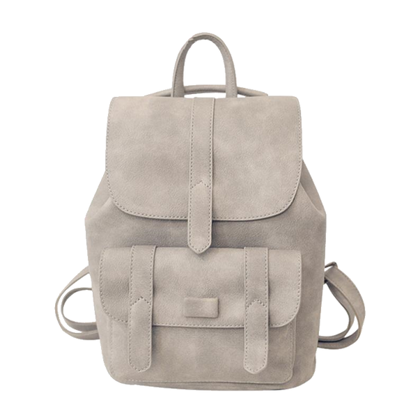 Toposhine Vintage Leather Backpack