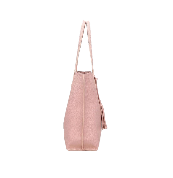 Vegan Soft Leather Tote