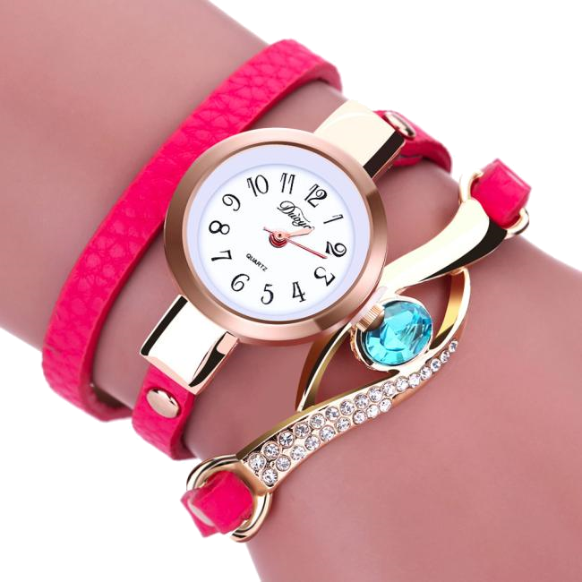 Vintage Quartz Bracelet Watch