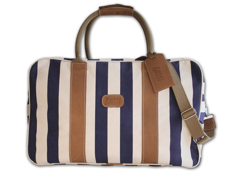 Tugela Tote-Bag - Canvas & Leather