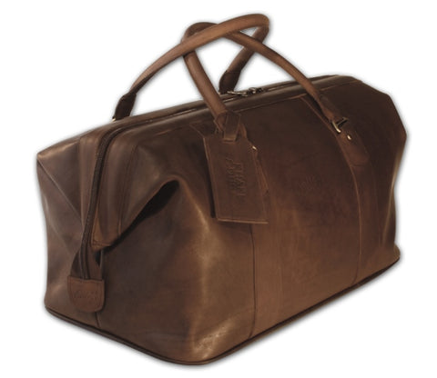 Small Spioenkop Duffel - All leather