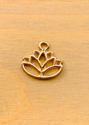 Lotus Flower - Gold