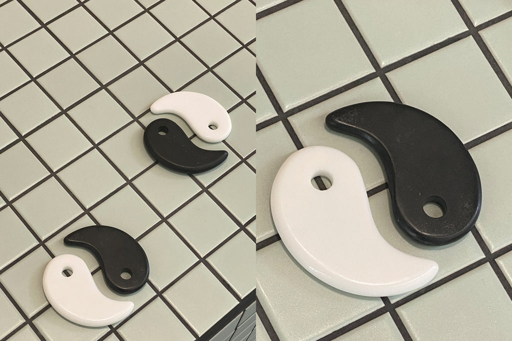 YIN / YANG Gua Sha - Set of 2