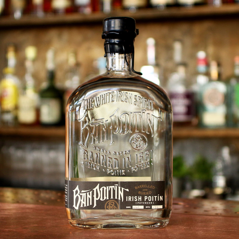 Bán Poitín Barrelled & Buried Peated