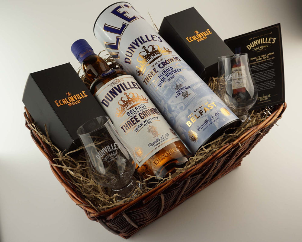 Dunville's Three Crowns Gift Hamper