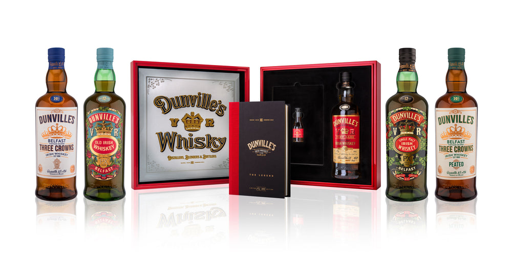 Dunville's PX 12YO Single Malt Irish Whiskey 70cl 46% ABV