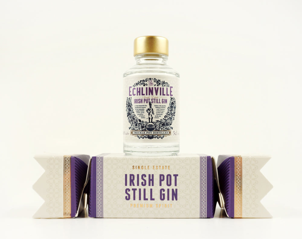 Echlinville Gin Christmas Cracker