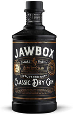 Jawbox Small Batch Export Strength 47%, 70 cl
