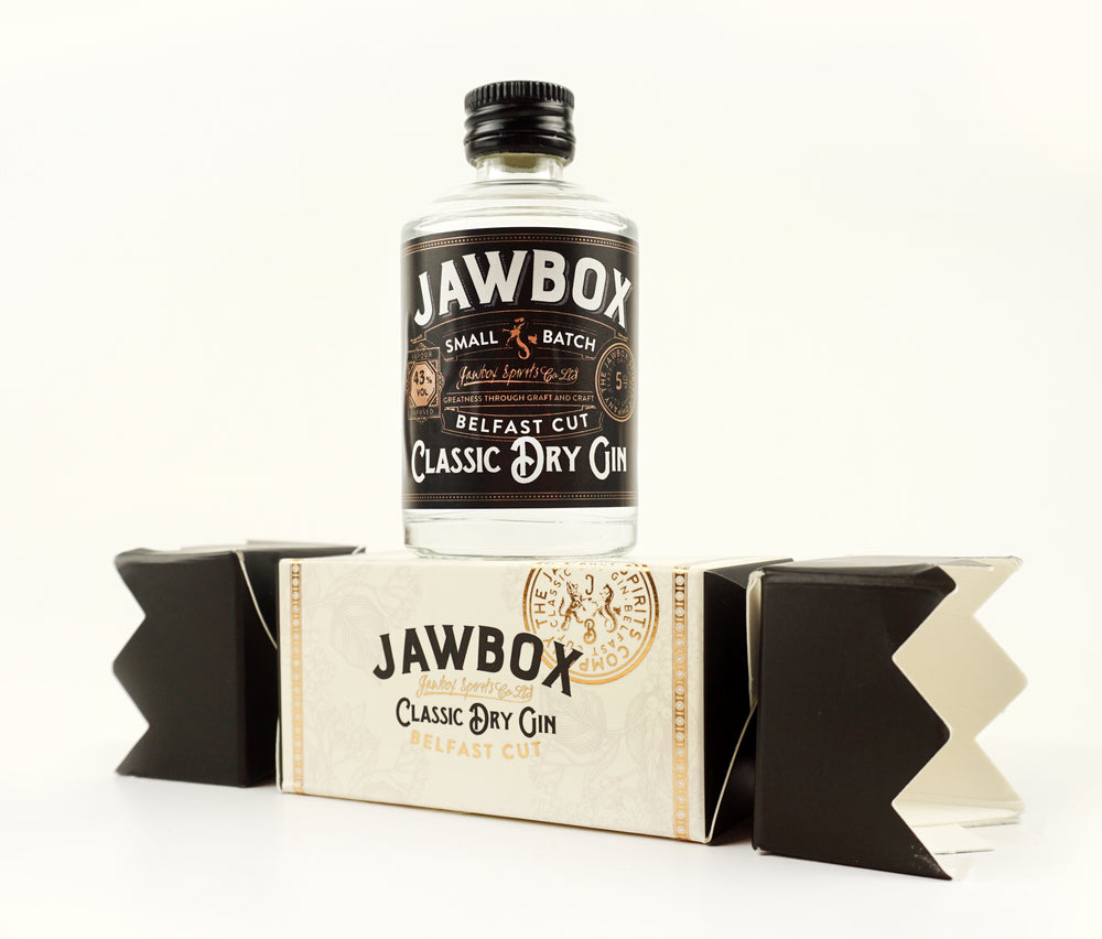 Jawbox Christmas cracker