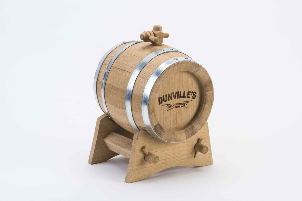 Dunville's Oak Whiskey Barrel