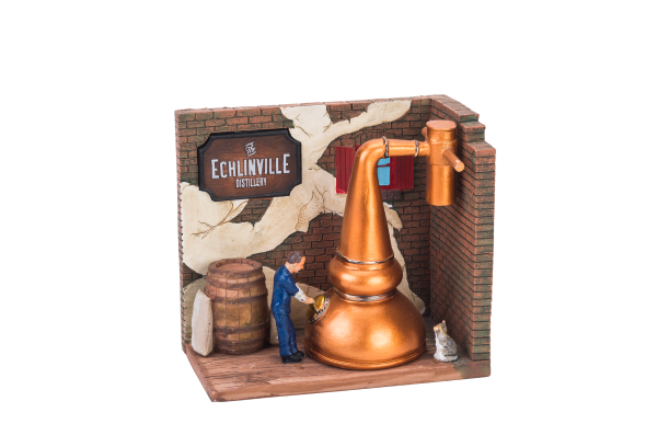 The Echlinville Distillery Stillhouse ornament