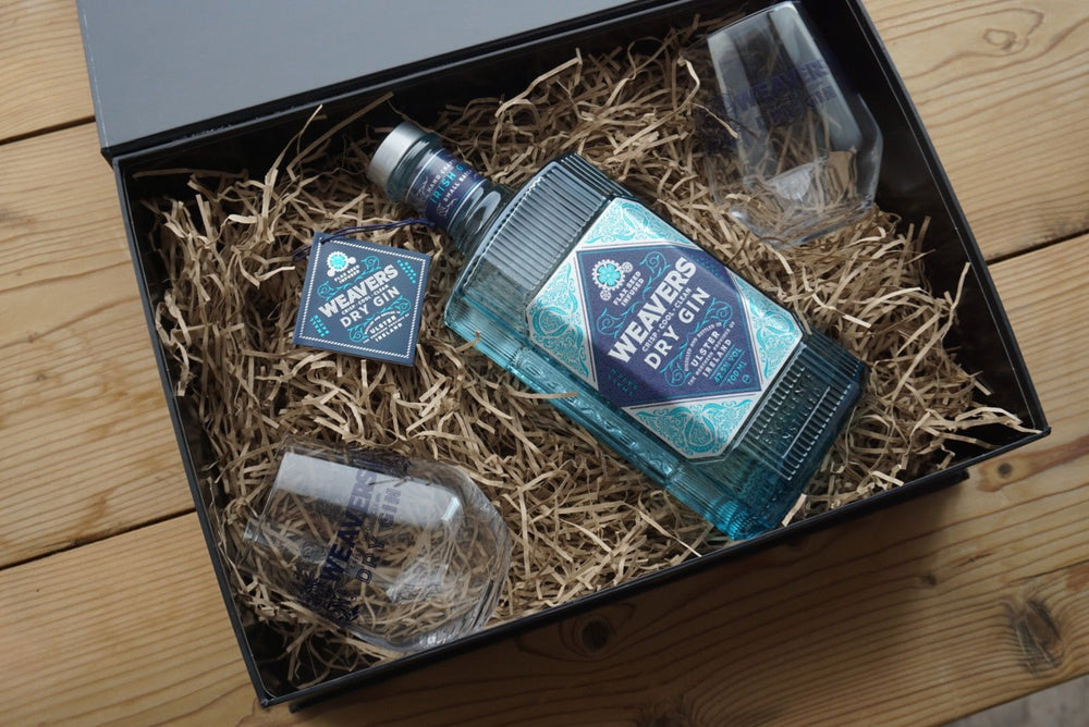 Weavers Irish Gin Gift Box