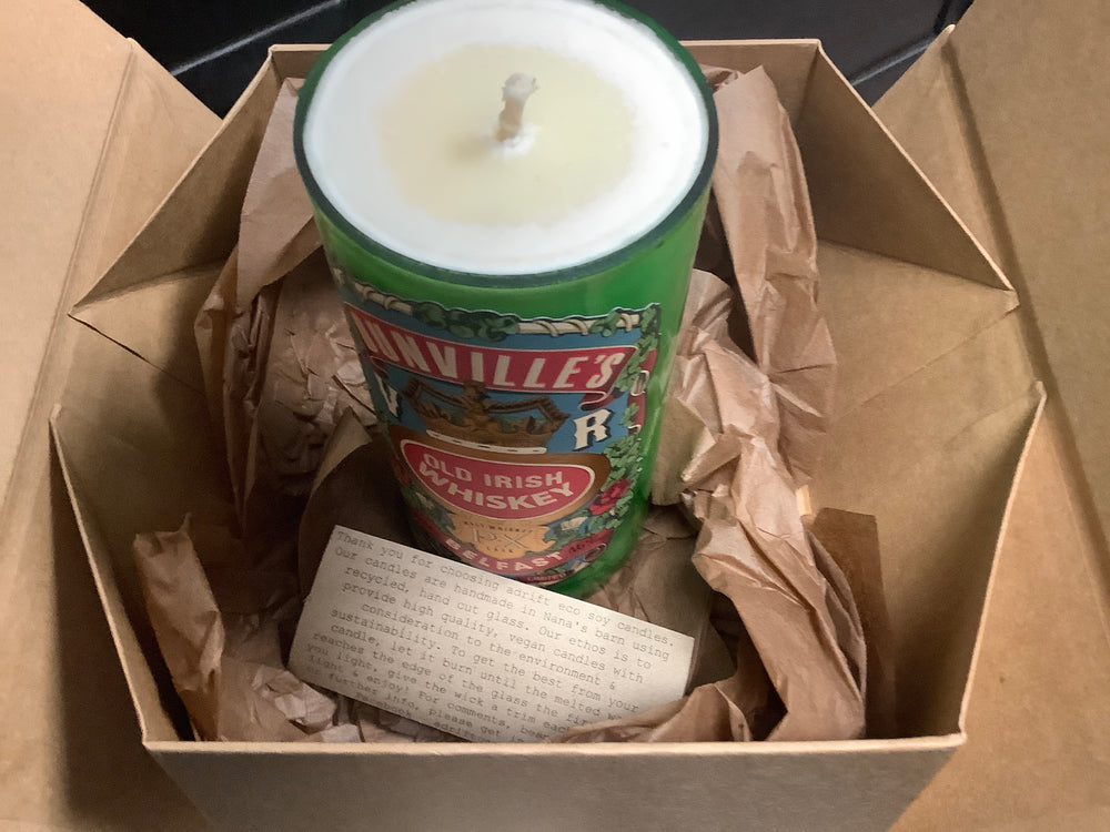 Dunville's candle