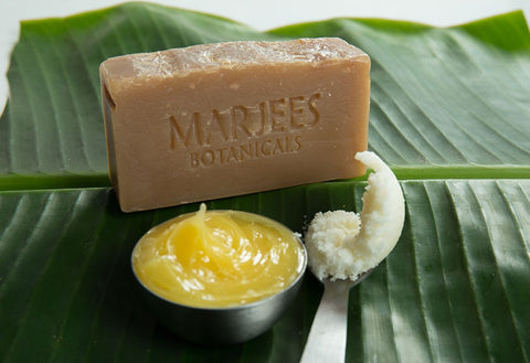 Marjees Lanolin & Shea Butter Soap 100g