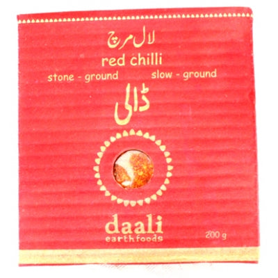 Red chilli (spice)