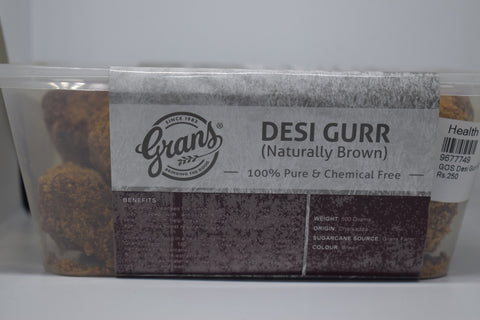 GOS Desi Gurr 500gm Rs.250