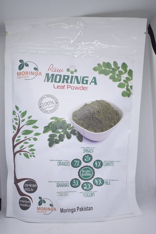 MP Moringa Leaf Powder 250 gm Rs.1000