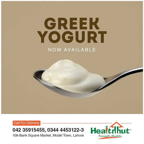 TACF Greek Yougurt Plain 250 g