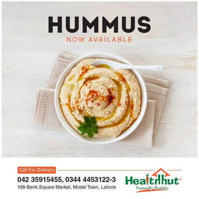 SH Hummus 280gm Rs.350