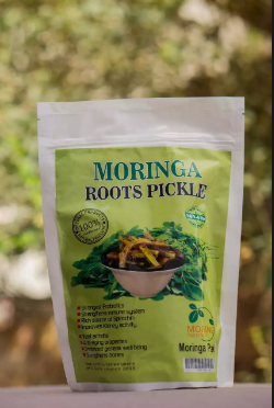 Moringa Roots Pickle