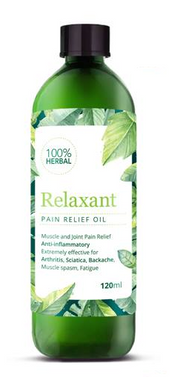 AHS Relaxant Pain Relief Oil