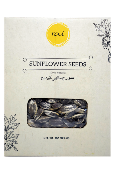 RA Sunflower Seeds 200g