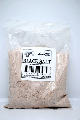 ECO Black Salt 200gm