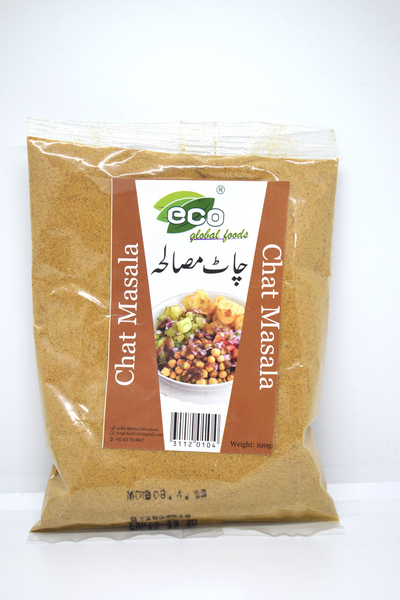 ECO Chat Masala 100gm