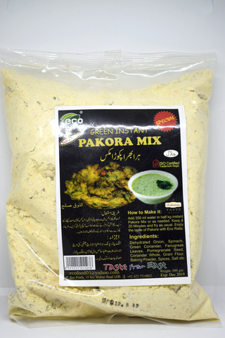 ECO Pakora Mix 500 gm Rs.120