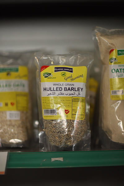 ECO Hulled Barley 500gm