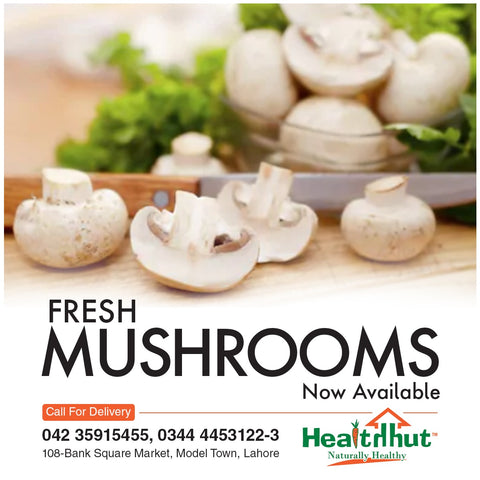 Fresh Mushrooms - 200gms