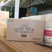 Goat Milk Soap Bar - Peninsula Farms