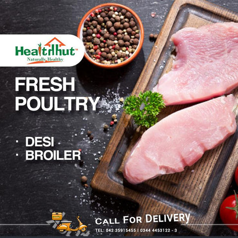 RO Broiler Chicken (Bonless + Qeema)