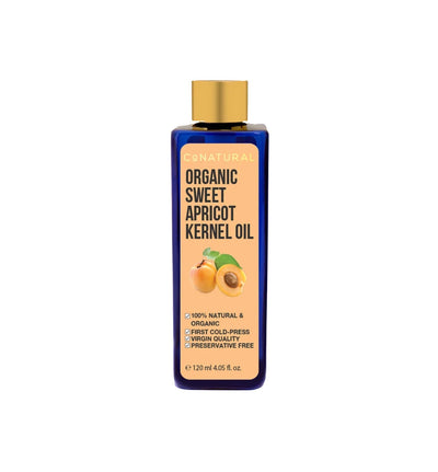CN Organic Sweet Apricot Kernel Oil