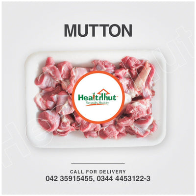GS Mutton Shoulder .900gm Rs.1240
