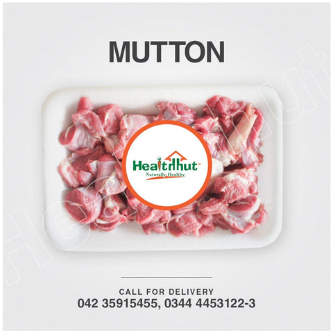 GS Mutton Back Chops .900gm